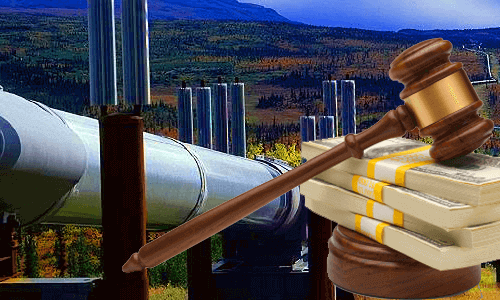 TransCanada sues the US for $15B. Thanks, Obama