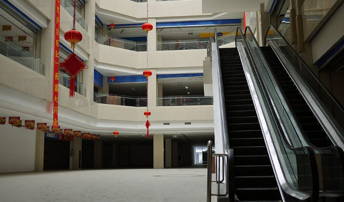 Is This The Future for Mall REITS?