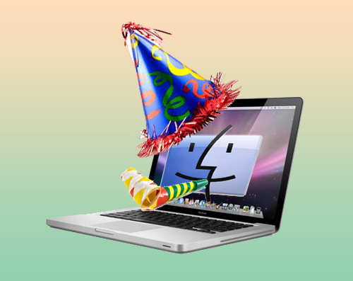 Apple Turns 41 Years Old on April Fools Day