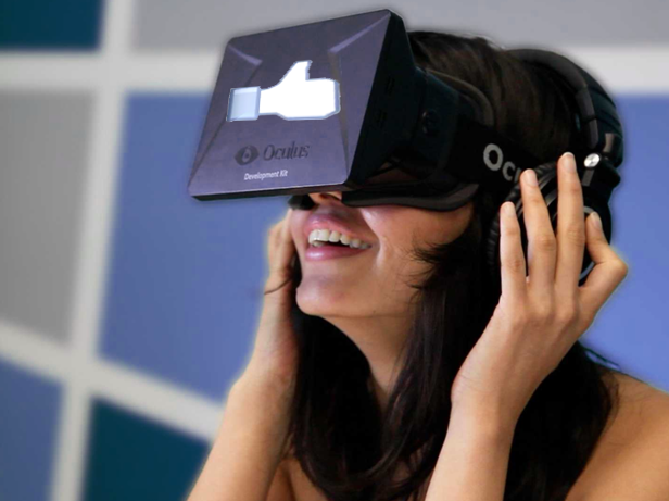 Facebook and Oculus Rift Amalgamate in the Virtual Space