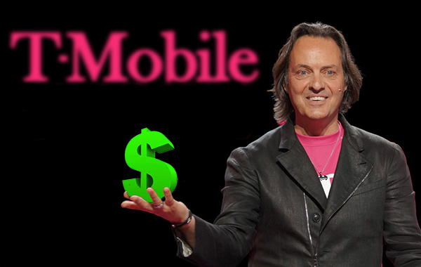 T-Mobile, T-Mobile Everywhere, in the US and in the Air