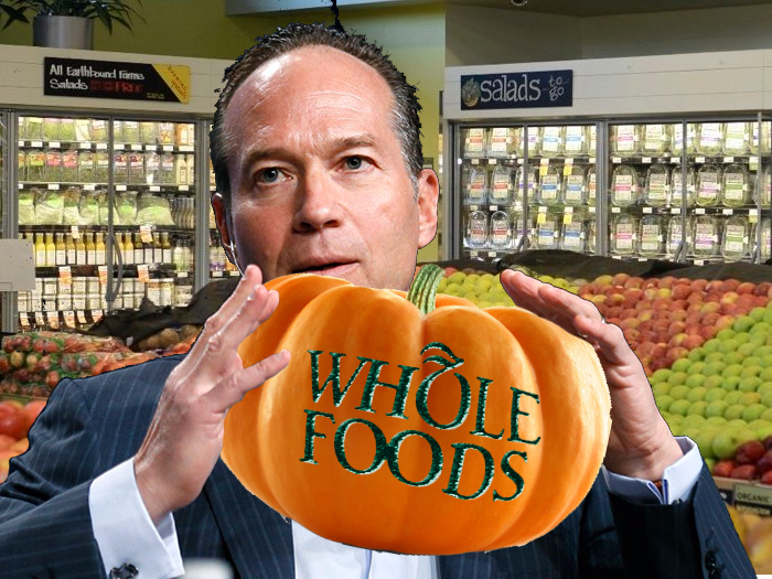 Jana Investment Whole Foods