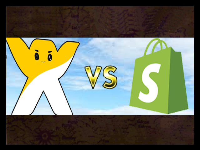 E-commerce has a bag of tricks, 'twixt Shopify and Wix