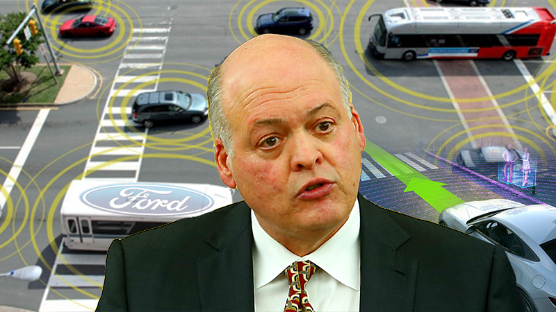 Ford's Head of Driverless Cars Replaces CEO