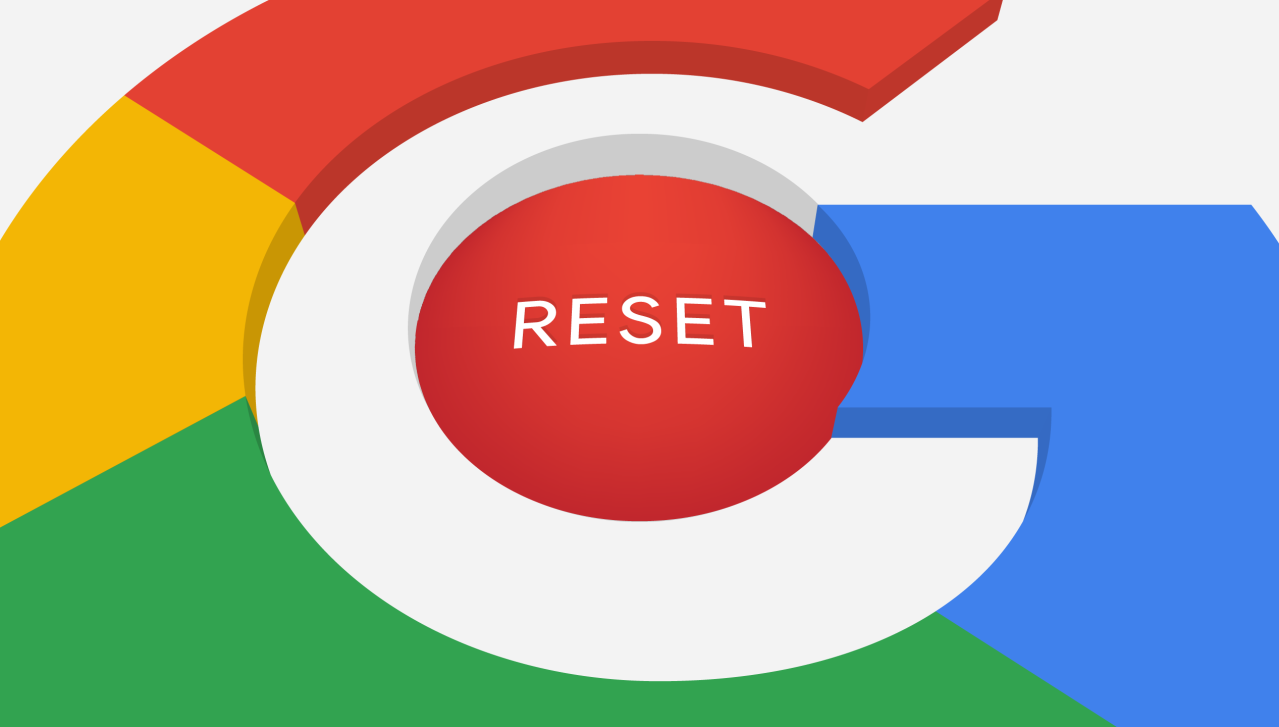 Will Google Hit The Reset Button on Google Finance?