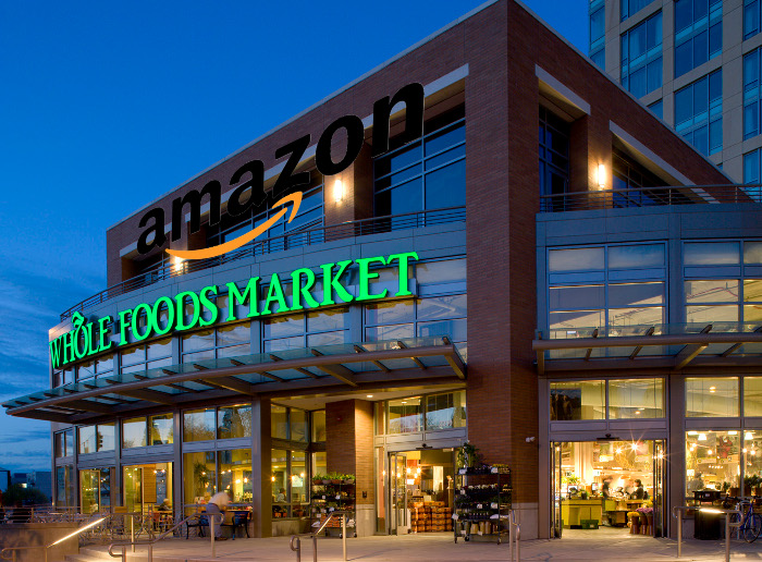 BREAKING: Amazon Will Disrupt Grocery Stores with Whole Foods Under its Belt