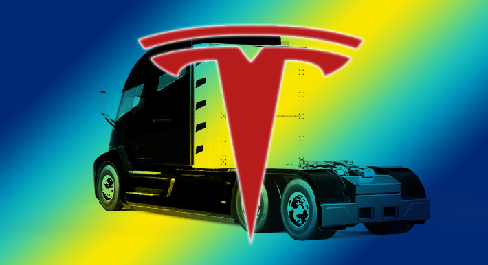 Tesla CEO Announces Semi Truck Unveil for October 26th