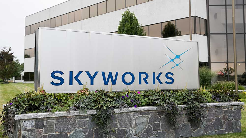 BREAKING NEWS - Skyworks Beats Record Top and Bottom Line but Falls 5% After the Bell