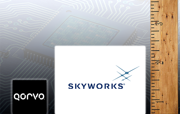 Why is Qorvo Half the Size of Skyworks Solutions?